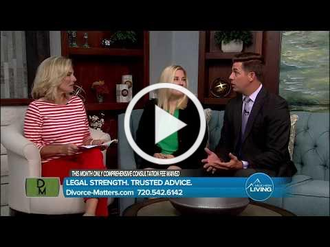 Divorce Matters on Channel 7's Mile High Living 7.23.19