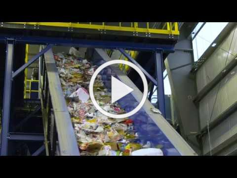 Recycling Center in Plano Rises from the Ashes