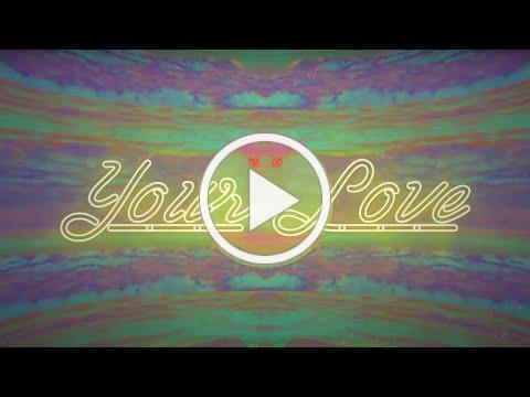 Martin Trevy - Your Love (Lyric Video)