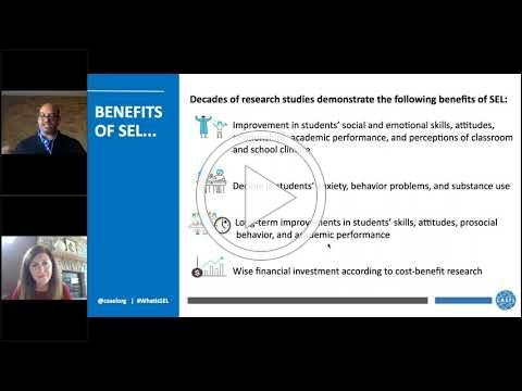 A Reintroduction to SEL: CASEL's Definition and Framework