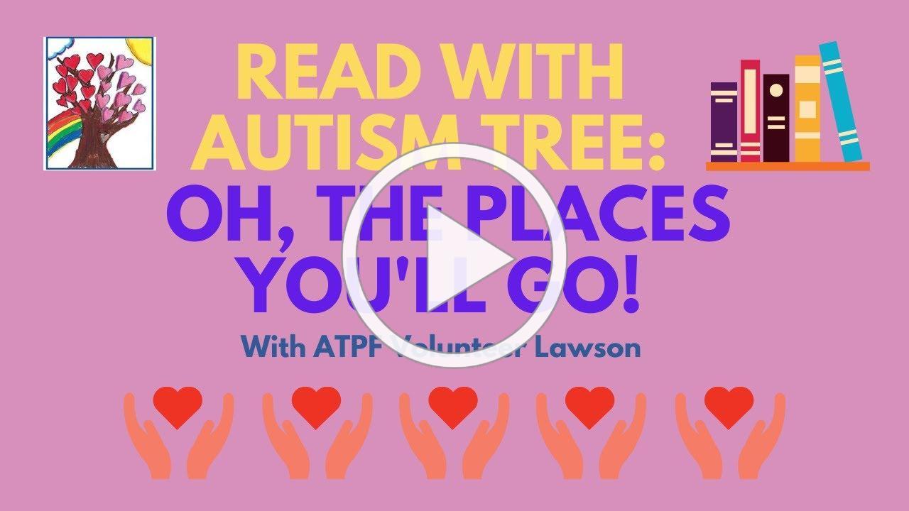 ATPF Volunteer Lawson Pritchard-Hickey Reads