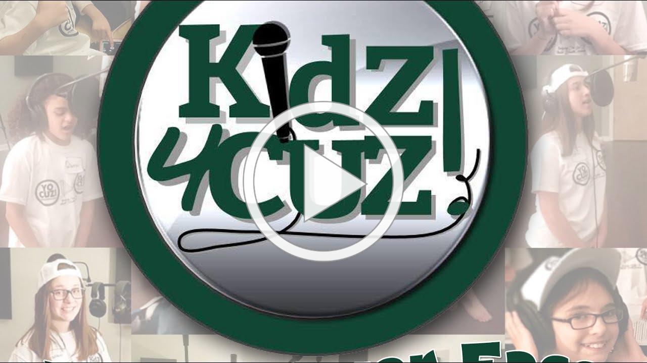 """Kidz4Cuz """"You'll Never Face The World Alone"""" (Official Lyrics Video)"""
