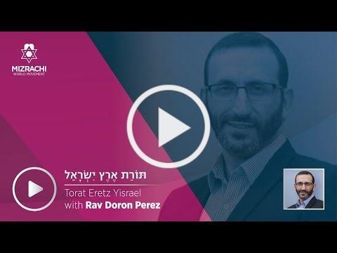 Why Leah was so Thankful for Yehuda   Vayeitzei 5780