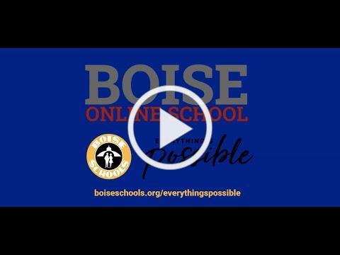 Boise Online School Informational Night