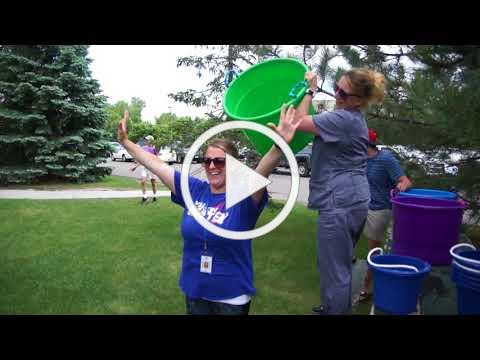 ProAct Ice Bucket Challenge to fight ALS