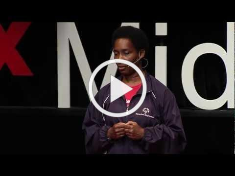 Let's Talk About Intellectual Disabilities: Loretta Claiborne at TEDxMidAtlantic