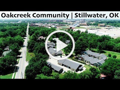 Oakcreek Community | Stillwater, OK