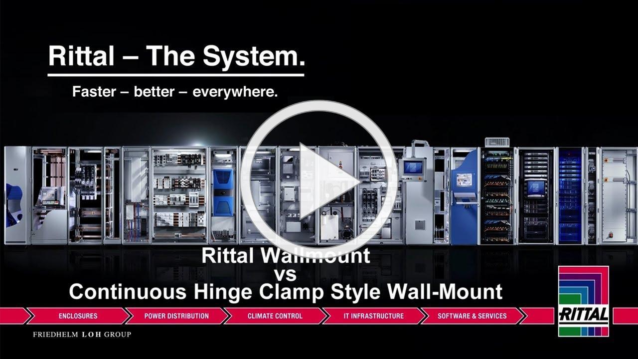 Rittal Wallmount Enclosure Comparison