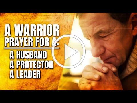 A Prayer Of A Husband | Be The Man GOD Wants You To Be (Must For Men & Women)