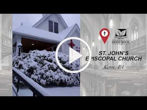 JAN 8: St. John's Episcopal Church Kane, PA