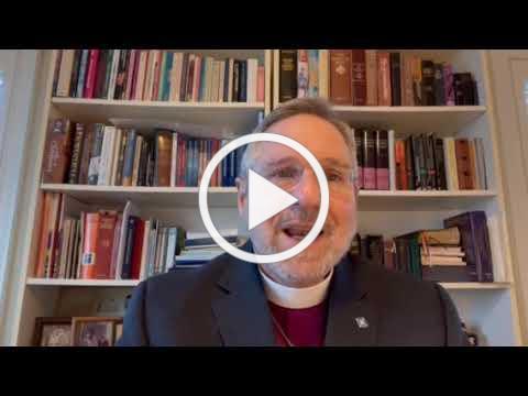 Meditation #16: The Rt. Rev. Ian T. Douglas