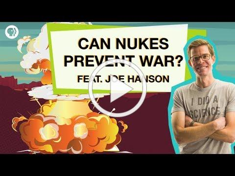 Why Only 9 Countries Have Nuclear Weapons