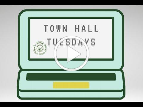 Tuesday Town Hall: April 7, 2020