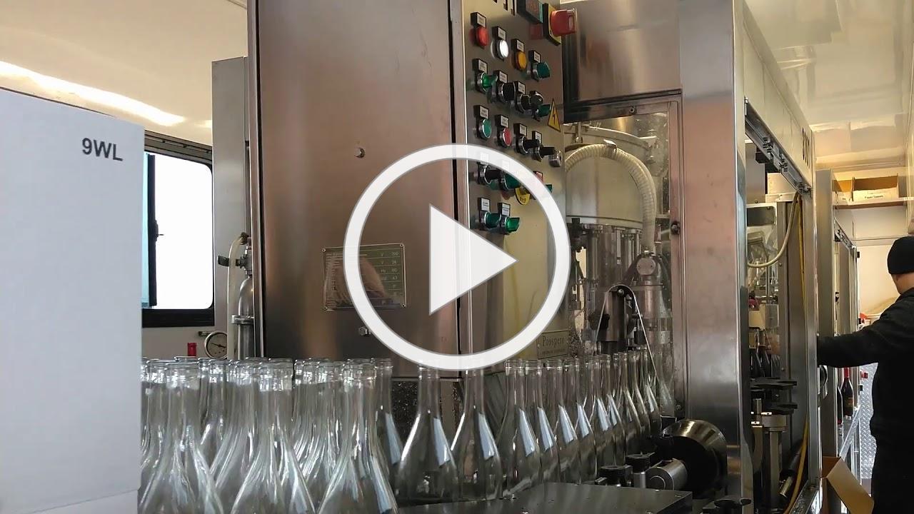 Grand Island Vineyards Bottling