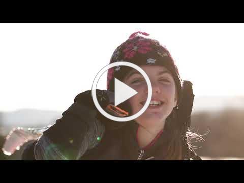 Winter on Kingdom Trails