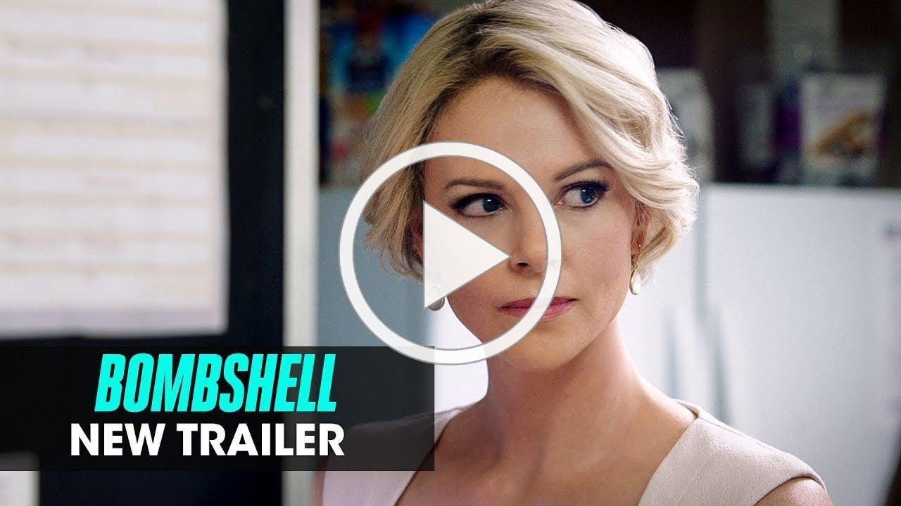 Bombshell (2019 Movie) New Trailer - Charlize Theron, Nicole Kidman, Margot Robbie