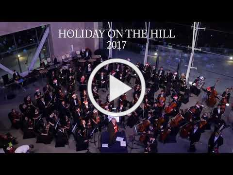 Holiday on the Hill 12 10 2017