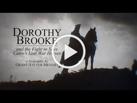 """""""Dorothy Brooke and the Fight to Save Cairo's Lost War Horses"""""""