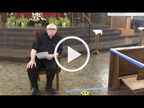 Fr Kevin's Message 5 28 2020