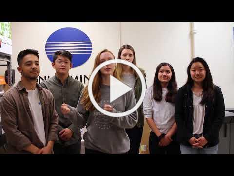 CalPoly TAGA Students thank PPI Association