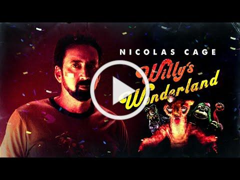 Willy's Wonderland - Official Trailer