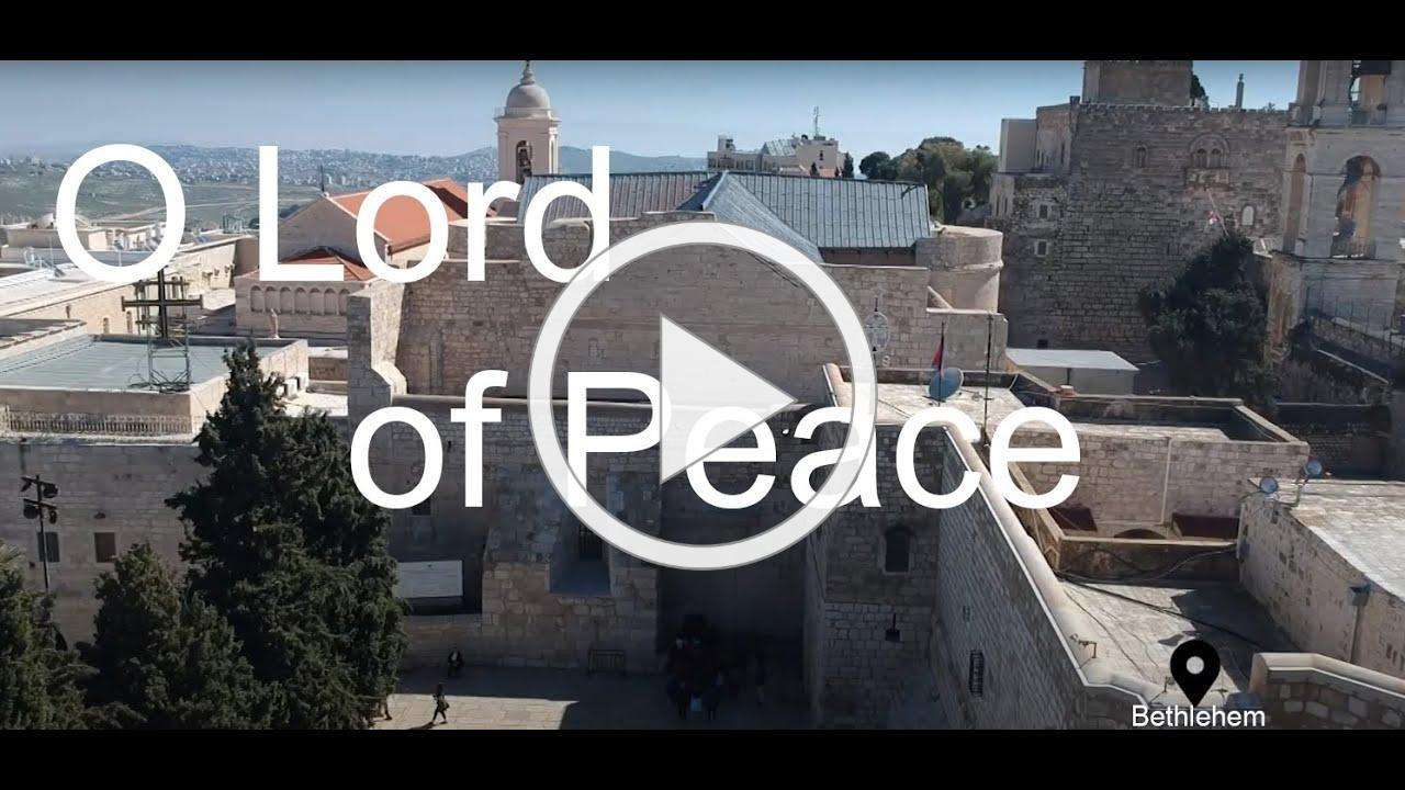 O Lord of Peace
