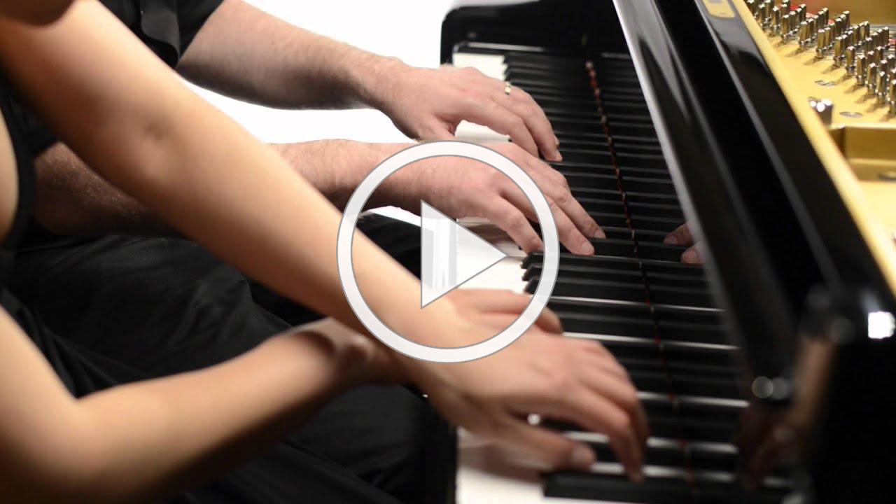 J.S.Bach/G.Kurtág - Gottes Zeit ist die allerbeste Zeit performed by DUO Stephanie and Saar