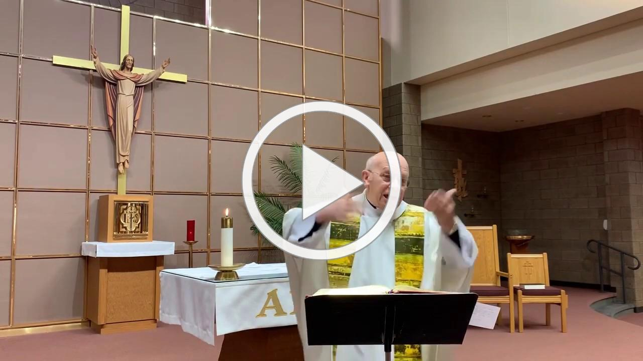 Reading and Reflection for the Easter Vigil, April 11, 2020