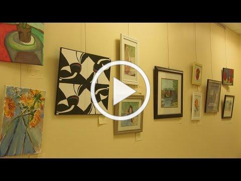 Art Exhibit and Classes at the Plymouth Center for Active Living