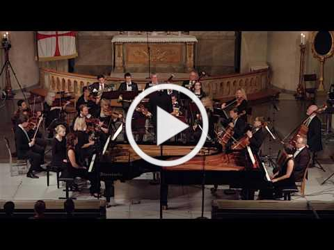 W.A. Mozart - Concerto for two pianos in E-flat major