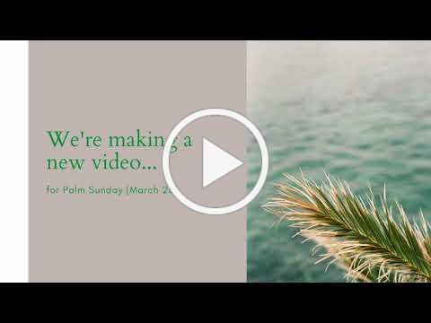 Palm Selfie Request