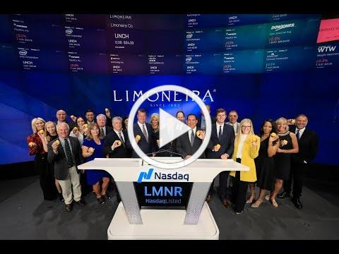Limoneira Rings the NASDAQ Stock Market Opening Bell