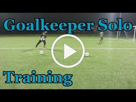 Goalkeeper Training : Individual Training