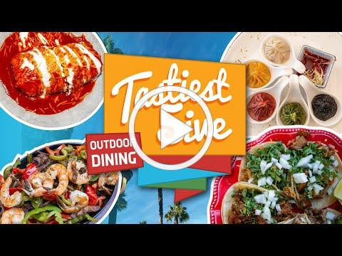 Outdoor Dining in Anaheim | Tastiest 5
