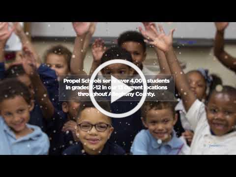We are Propel Schools