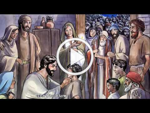 Mark [1:29-39] Jesus Heals Many (16/01/2019)