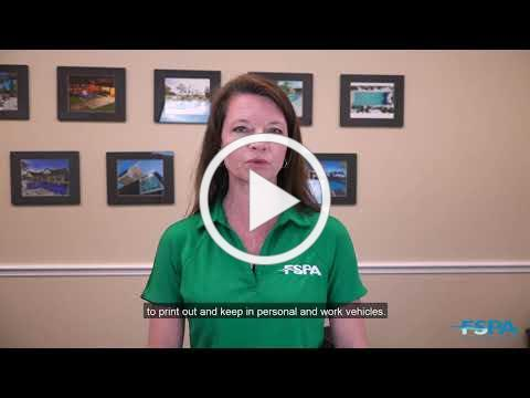 What can FSPA further do to help the pool industry during COVID-19