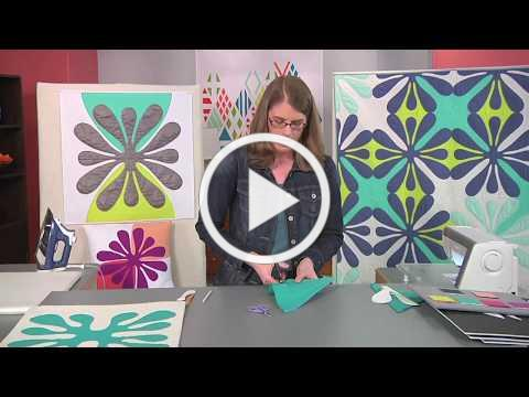 Designing your own Hawaiian inspired patterns on Fresh Quilting with Sheri Cifaldi-Morrill