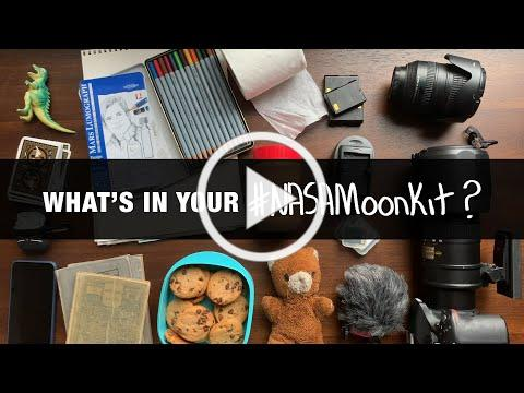 What's in Your #NASAMoonKit?