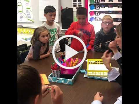 Excellence in DG58: Henry Puffer third graders discuss actions and consequences (Episode 9)