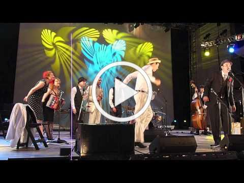 The Hot Sardines @ Lincoln Center's Midsummer Night Swing