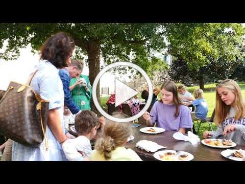 Pancakes & Pajamas event - Sept. 12, 2021 - Nashville family & children's ministry