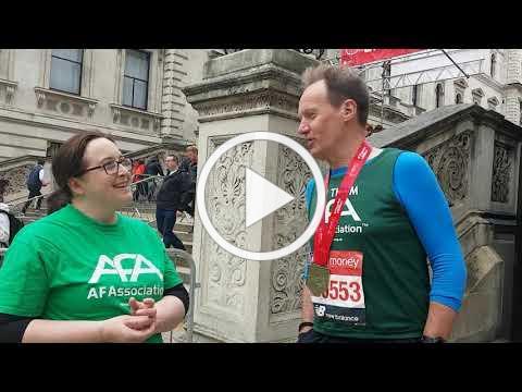 AF Association - 2019 London Marathon