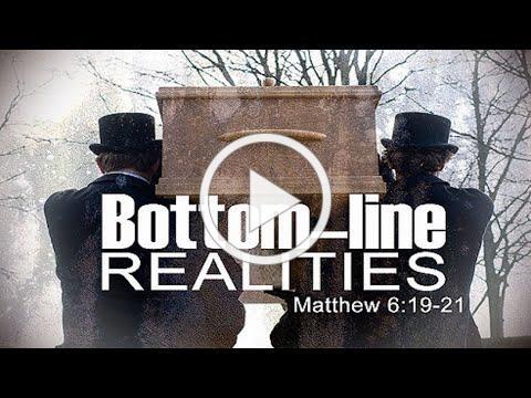 2 Bottom-Line Realities