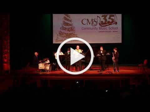 2017 12 03 CMS Holiday Recital Dixieland Closer Walk
