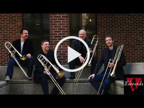 American Trombone Quartet - Bach Chaconne