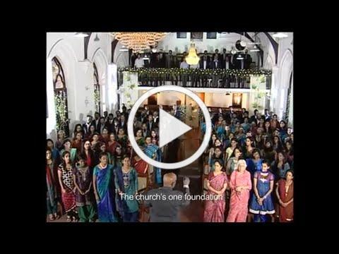 """The Church's One Foundation"" - 250 Voice Mass Choir - Classic Hymns Album"" Blessed Assurance """