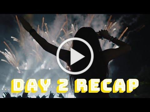 Electric Zoo: The Big 10 - Day 2 Recap
