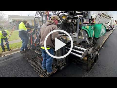 Street Talk - Asphalt Overlay - What to Expect
