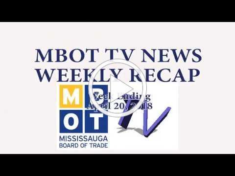 April 9 - April 20 MBOT TV Weekly Recap